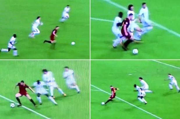 Рома - Челси 3:0