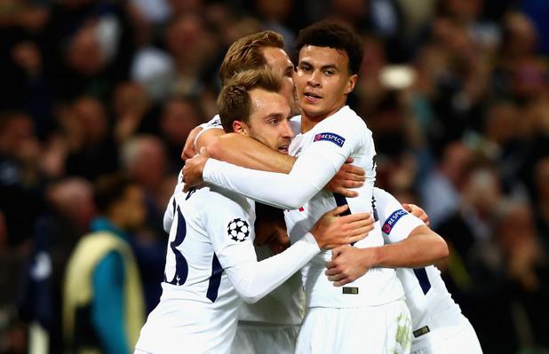 Тотнъм - Реал Мадрид 3:1