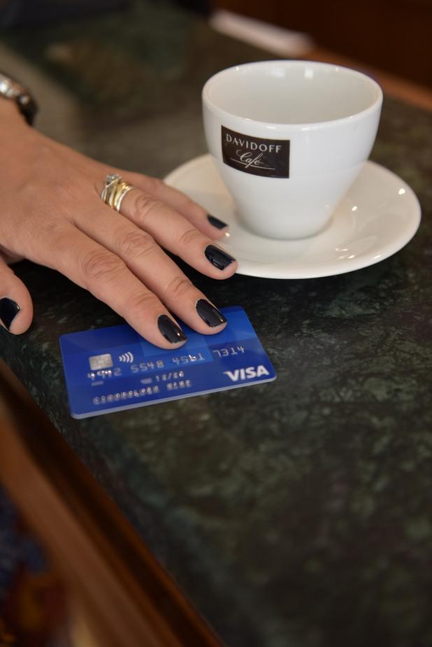 visa, виза, безконтактно плащане, безконтактно разплащане