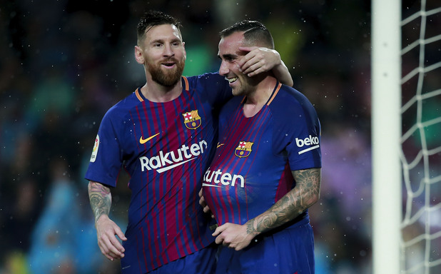 Барселона - Севиля 2:1