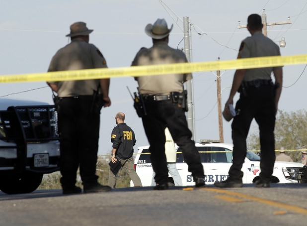 тексас, стрелба в тексас, полиция тексас