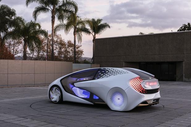 кола, кола от бъдещето