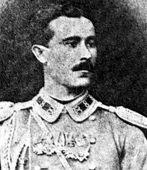 Капитан Марин Маринов