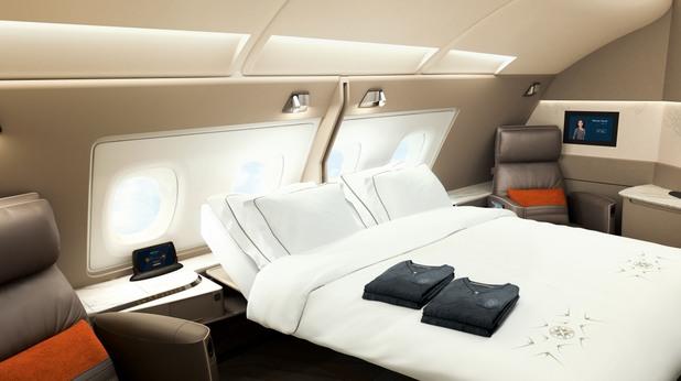 Лукс в самолета
