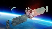 сателит, космос