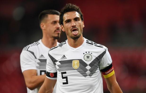 Англия - Германия 0:0