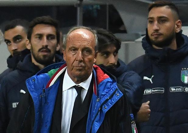 Швеция - Италия 1:0