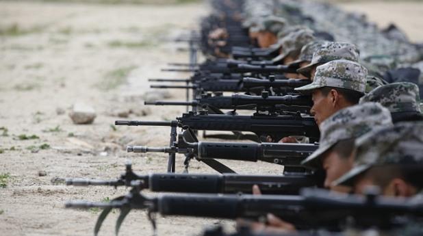 китайски оръжия
