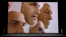 Лицевото разпознаване на Apple
