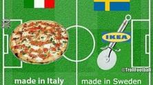 италия, швеция, мемета