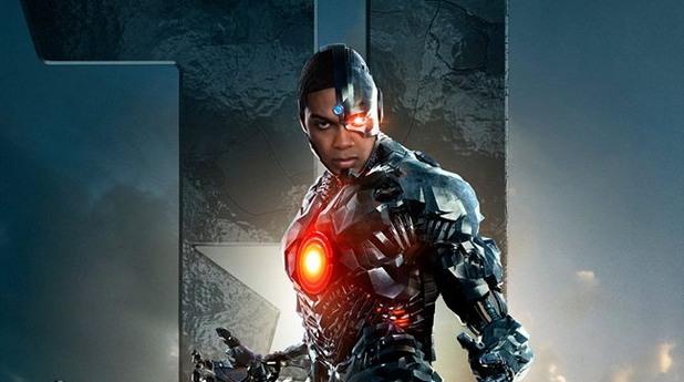Cyborg в Justice League