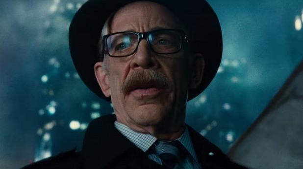 Комисар Гордън в Justice League