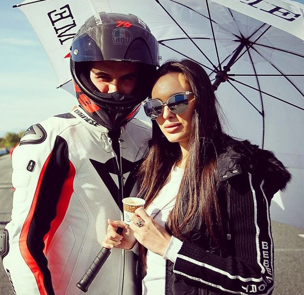 Ангел Караньотов и Ива Русинова