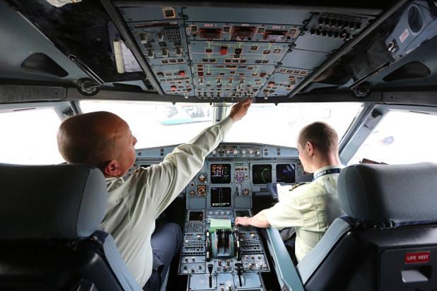 пилотска кабина