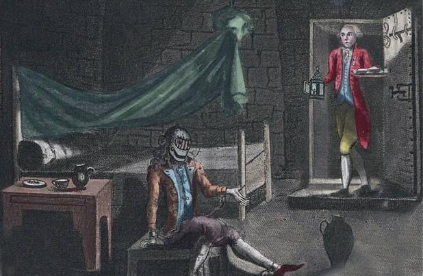 Мъжът с желязната маска