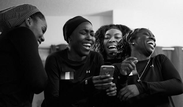 нигерия, бобслей, пьончан 2018, Сеун Адигун, Нгози Онвумере , Акуома Омега
