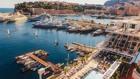 Пристанище за яхти в Монако