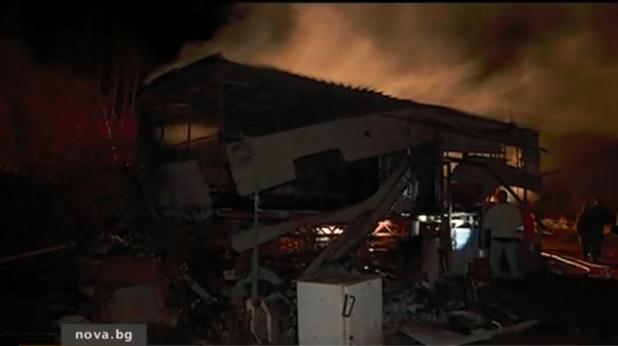 Експлозия край село Годеч