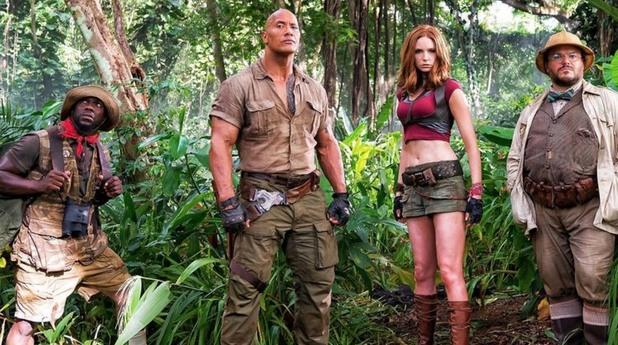 Jumanji: Welcome to the Jungle / Джуманджи: Добре дошли в джунглата