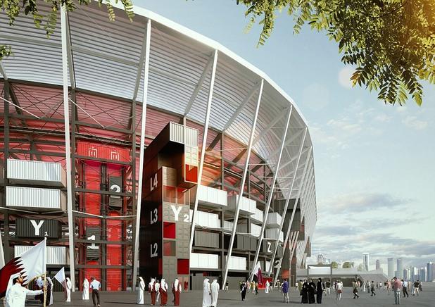 катар 2022,рас абу абауд,стадиони