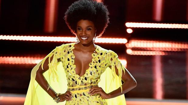 Мис Ямайка на Мис Вселена 2017