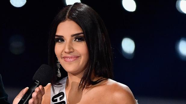 Мис Колумбия на Мис Вселена 2017