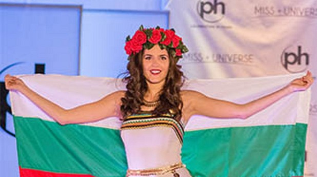 Мис България Вселена 2017 Николета Тодорова