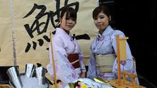 sushi-girls