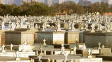 Гробището в Ню Орлиънс