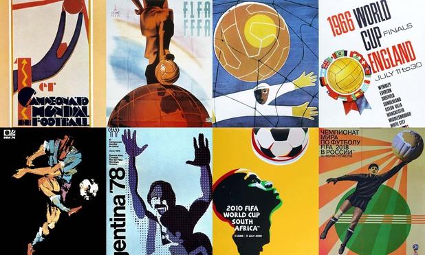 световни първенства, постери