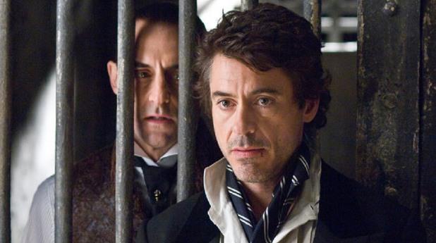 Sherlock Holmes (Робърт Дауни - джуниър)