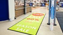 брандираните подови настилки: