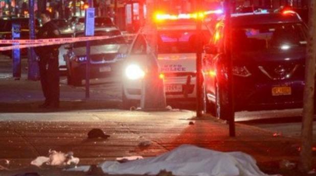 Един убит и петима ранени в Ню Йорк