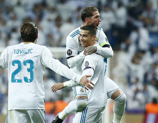 Реал Мадрид - Борусия Дортмунд 3:2
