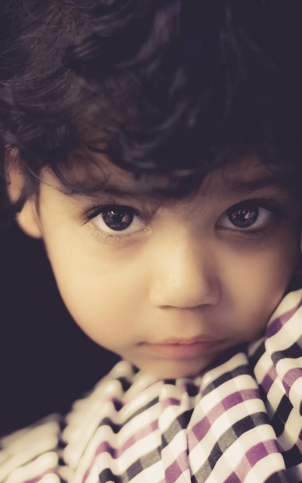 дете, хлапе, детски очи