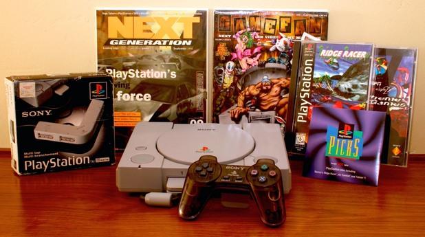Sony Playstation 1995