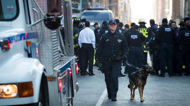 Полиция в Ню Йорк