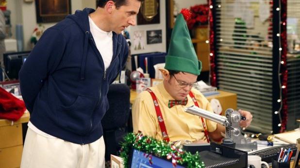 Коледа в офиса