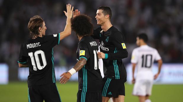 Ал Джазира - Реал Мадрид 1:2