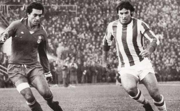 Берое - Ювентус,1979