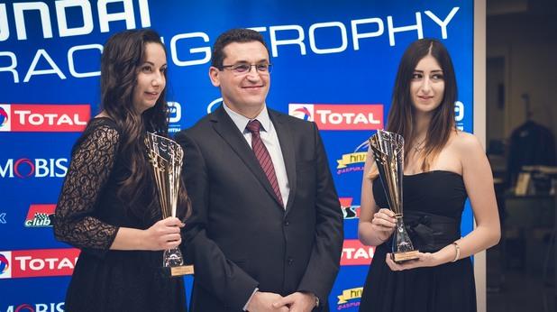 Hyundai Racing Trophy, Hyundai , награждаване 3