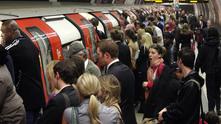 метрото в лондон