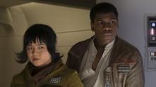 Роуз и Фин в Star Wars: The Last Jedi