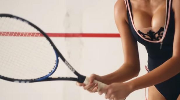 кейт ъптън, love, тенис, видео