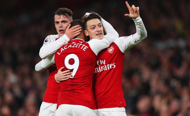 Арсенал - Ливърпул 3:3