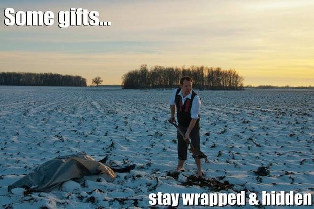 Коледните картички на Джони