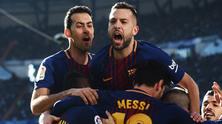 Реал Мадрид - Барселона 0:3