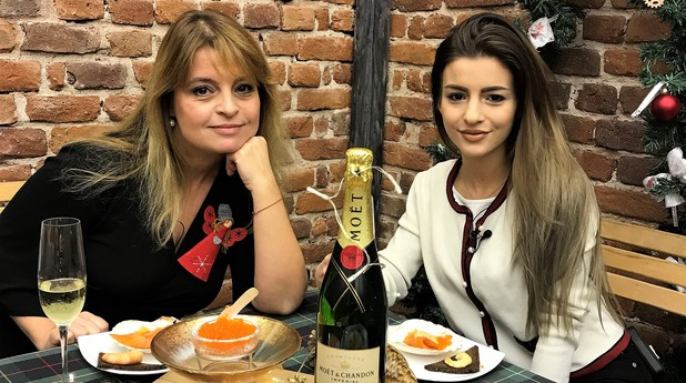 Мария Касимова и Рада