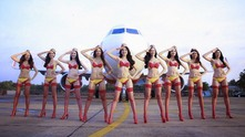Vietjet Bikini Collection 2018