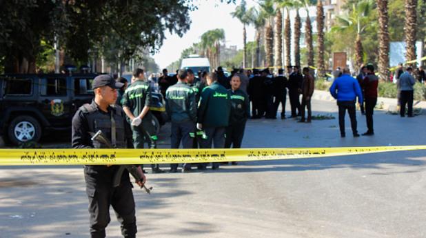 Полиция в Кайро